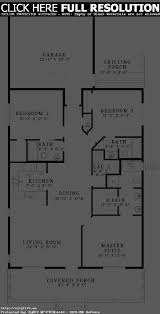 2 Bedroom Cottage House Plans Cottage House Plans Preston 30 675 Associated Designs And 3 Simple