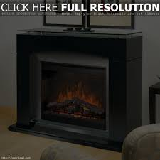 black electric fireplace binhminh decoration