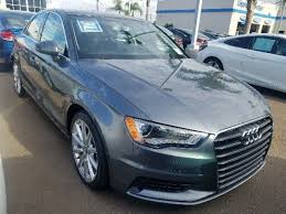 audi in san diego 2015 audi a3 for sale in san diego san diego area dealership