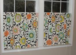 stylish design kitchen cafe curtains modern cafe ideas for