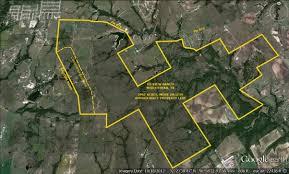 Property Line Map Hi View Ranch
