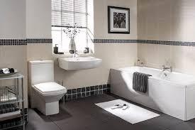 Simple Elegant Bathrooms by Bathrooms U2014 Kathy U0027s Maids