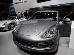 white porsche truck porsche issues stop sale order business insider