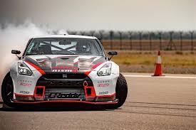 Nissan Gtr New - drift world record nissan gt r sets a new record