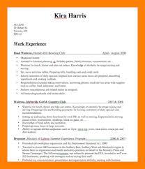 Bartender Responsibilities Resume 100 Bartender Resume Description Chapter 2 Sample