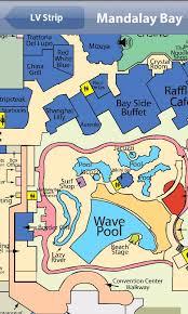 mandalay bay pool map las vegas maps play store revenue estimates