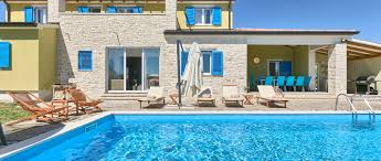 home with pool apartments and homes with pool for rent in istria croatia