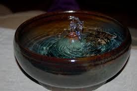 Water Fountain Home Decor Ceramic Cat Fountain Cute Cats