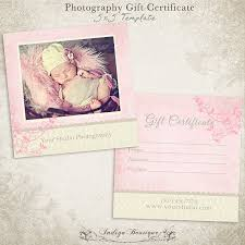 14 photography gift certificate psd template images photography