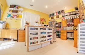 Arts And Crafts Room Ideas - craft room tour u2013 tracy weinzapfel studios craft studio ideas