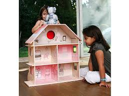 Best Eco Friendly Dollhouses From by Green Lullaby U0027s New Eco Friendly Dollhouse U2013 Moms U0026 Babies