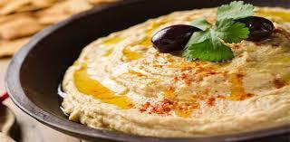 cuisine libanaise facile recettes houmous fait maison facile à préparer