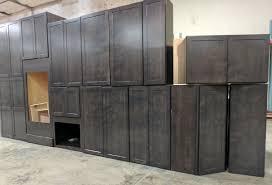 Parr Lumber Cabinet Outlet Winstead Maple Flagstone Cabinets Set 12 Pieces Parr Cabinet