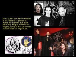 imagenes satanicas de marilyn manson musica maldita