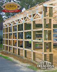 How To Build A Pole Barn Building by Diy Pole Building Packages U0026 Pole Building Kits Get