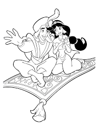 jafar coloring pages disney aladdin coloring pages genie coloringstar