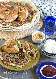 Jordanian Food 25 Of The Best Dishes You Should Eat Musakhan Palestinian Sumac Chicken With Sauteed Onions U2013 Chef In