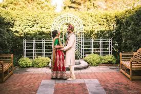 Daniel Stowe Botanical Garden by Indian Wedding In Charlotte Nc Vesic Photography