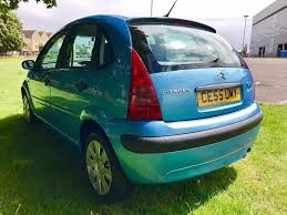 2005 citroen c3 1 4 petrol manual only 64000 miles new mot