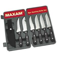 what to look for in a hunting knife set ebay