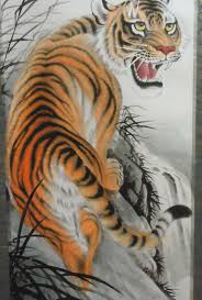 file gfp chinese style tiger drawing jpg wikimedia commons