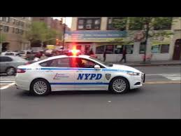 nypd ford fusion nypd ford fusion car responding on 149th in the