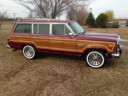 wagoneer jeep 2015 all american classic cars 1982 jeep wagoneer limited 4 door wagon