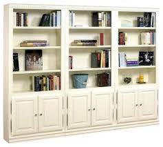 bookcase white glass door bookcase altra white sliding glass