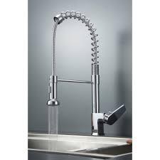 kitchen sink sprayer low pressure