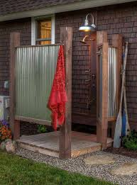 Cool Backyard Ideas On A Budget 30 Cool Outdoor Showers To Spice Up Your Backyard Amazing Diy