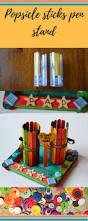 the 25 best pop stick craft ideas on pinterest