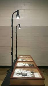 art show display lighting totalite replacement all led table light for your trade show booth