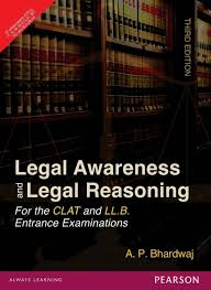 legal awareness and legal reasoning for the clat and l l b