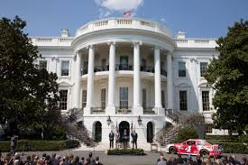 president obama honors the 2014 nascar sprint cup series champion