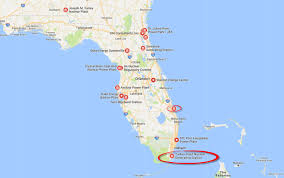 Duke Energy Power Outage Map Florida Two Nuclear Power Plants In Florida Are Directly In The Path Of