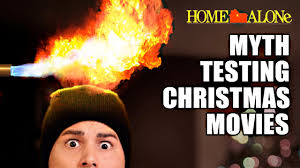 myth testing christmas movies with science experiments ft