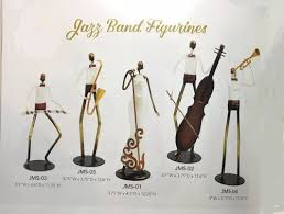 musical sculptures composer busts and figurines