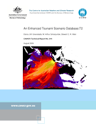 bureau ude g technique an enhanced tsunami scenario database t2 pdf available