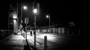 green light dublin ireland black and white pho flickr
