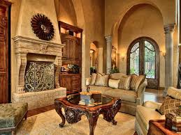 traditional tuscan home decor with elegant furniture design