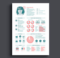 unique resume template 40 creative resume templates you ll want to in 2018