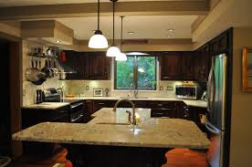 Kitchen Table And Island Combinations by Granite Countertop Apartment Size Table And Chairs Flower In