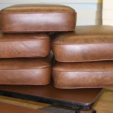 Leather Cushions For Sofas Bonded Leather Sofa Cushion Covers Http Tmidb Pinterest