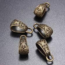 necklace pendant clasp images 20pcs necklace hanging head multicolour vintage pendant clasp us JPG