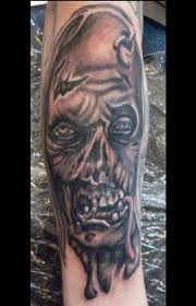 head of a walker tattoo u2022 for the love of fandoms