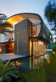nautical theme initially displayed by waterfront house in exterior modern residence5 nautical theme originally displayed by waterfront house in singapore