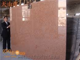Cheap Floor Covering China Xinjiang Tianshan Red Chinese Cheap Granite Red Color Tiles