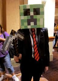 Halloween Minecraft Costume 20 Amazing Minecraft Costumes Minecon 2011 Minecraft