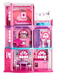 Barbie Kitchen Set For Kids Barbie Dreamhouse 2012 Continuing With Her Love Of Pink Barbie U0027s