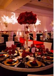 mindy weiss wedding at los angeles hotel bel air red rose